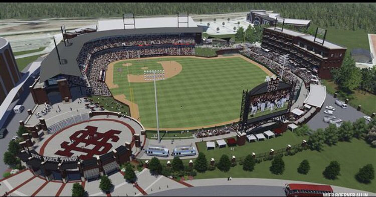 "Mississippi State University ""Dudy Noble"""