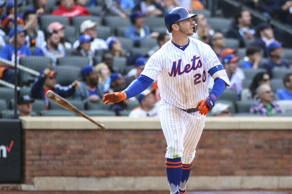 Pete Alonso MLB Debut March 28, 2019
