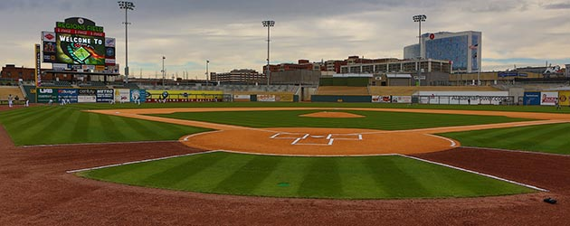 UAB Baseball Field