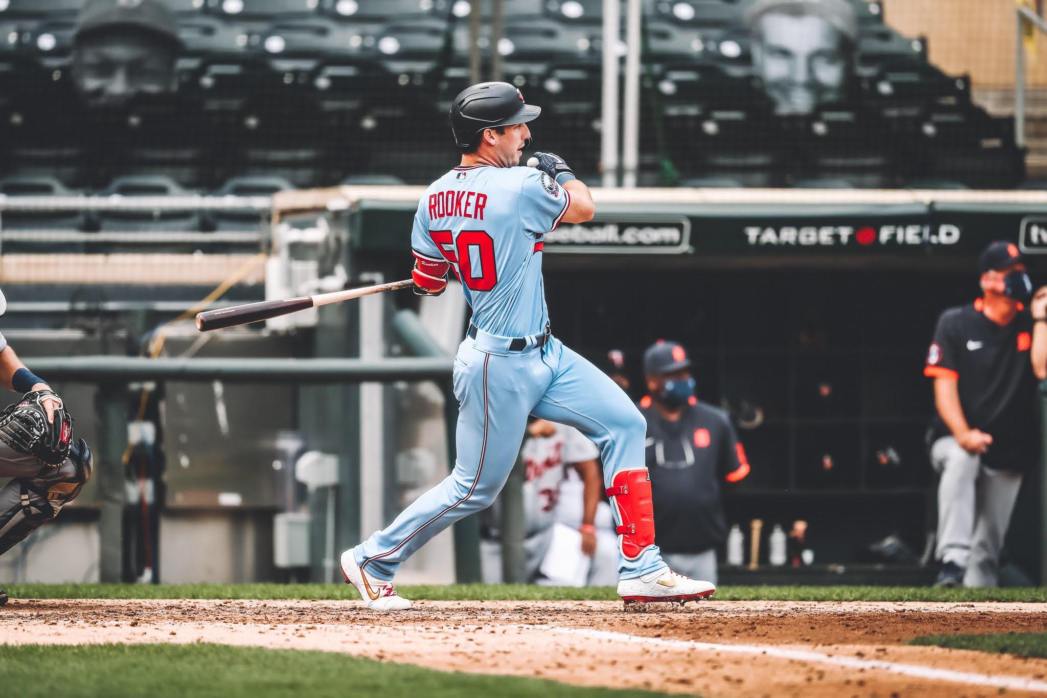 Brent Rooker MLB Debut September 4, 2020