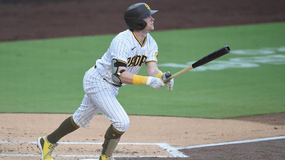 Jake Cronenworth MLB Debut July 26, 2020