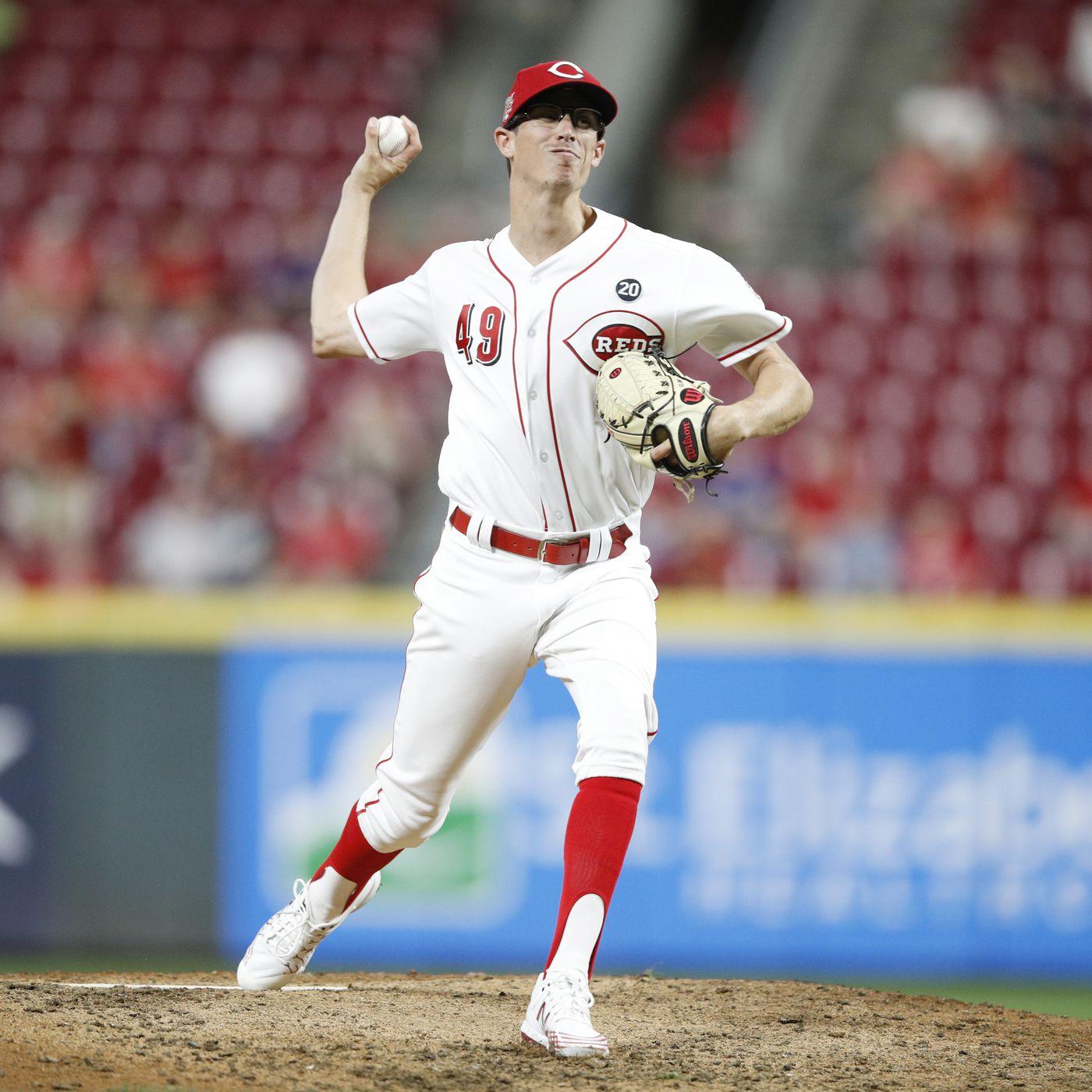 Jimmy Herget MLB Debut July 7, 2019