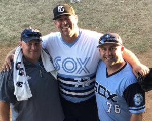 East Coast Sox Founder's Greg Sykes, Eric Dubose, and Joe Caruso.